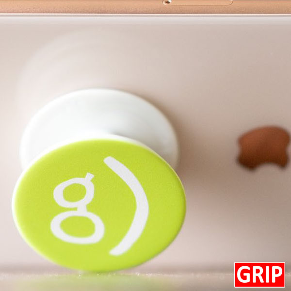 Round pop phone socket grip. Perfect for trade shows and b2b marketing. Free shipping, imprinted with your business logo. Event logo available.