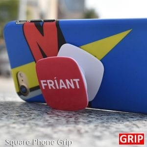 Square Pop Socket Promotional Products. Get your business or event logo on a Square Pop Socket Promotional Products