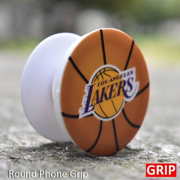 Los angeles laker popsocket