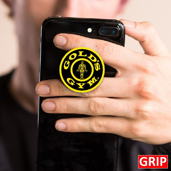 golds gym popsocket