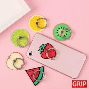 Custom acrylic ring phone holder b2b marketing