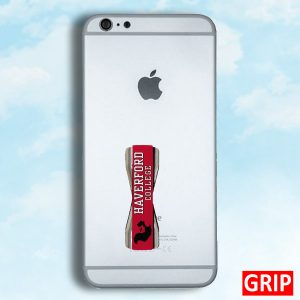 GRIP. Get Your Logo On a Red Sling Grip Phone Holder. Perfect for Trade Shows, B2b Marketing and Promotional products. Get Your Logo On It For Less. Call Toll Free 1-888-908-6932